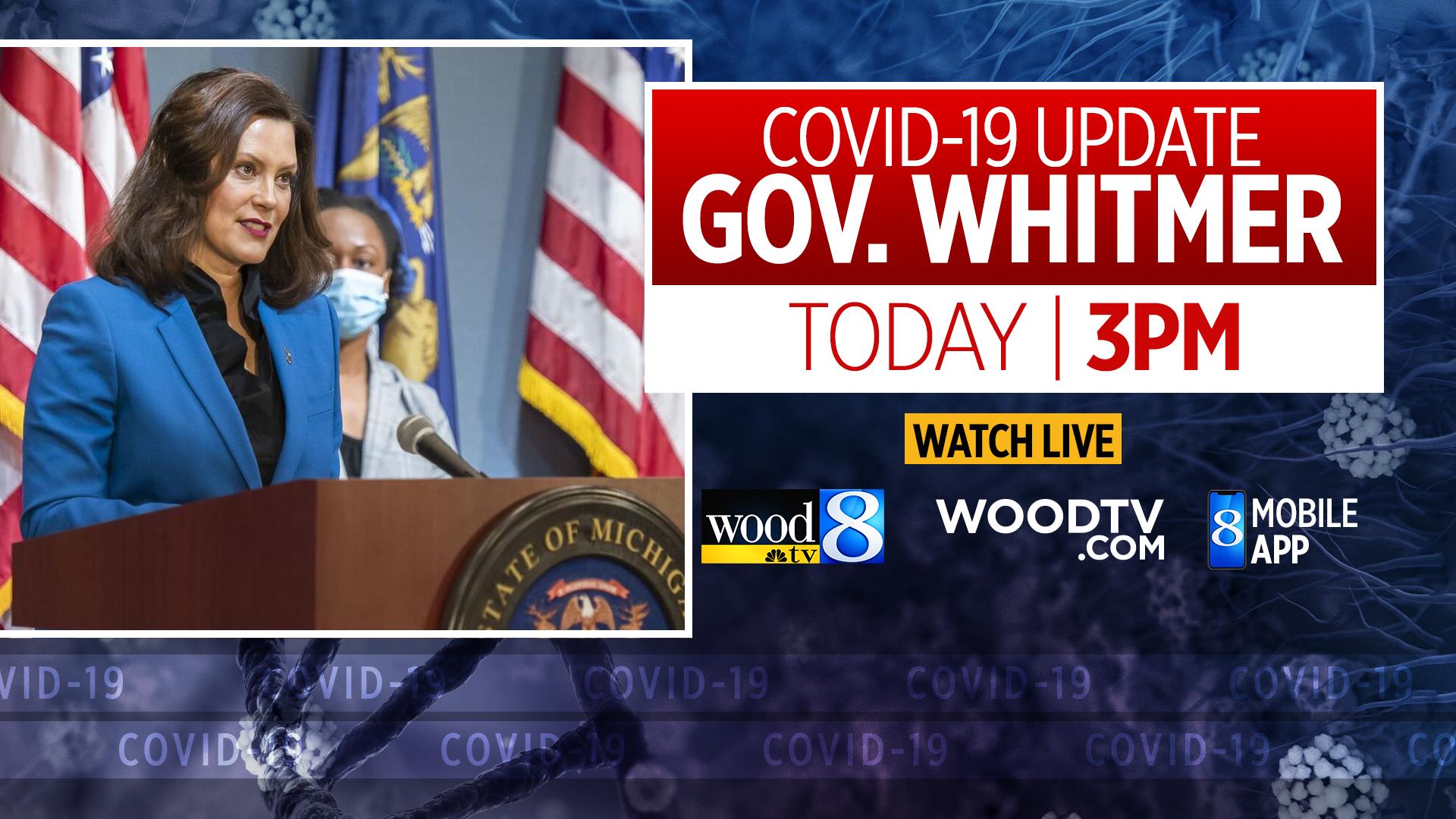 Michigan Officials Urge Vigilance Amid Uptick In Covid 19 Cases Woodtv Com