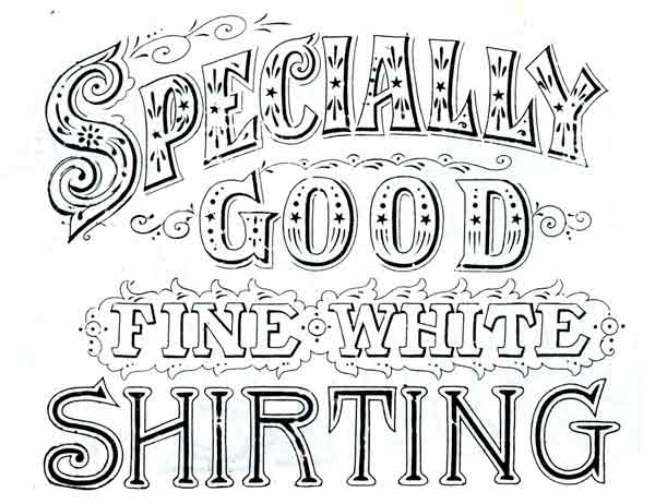 """Woodtyper » TEXTile: """"Typography of the 19th Century"""