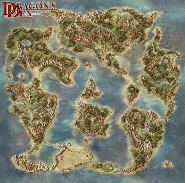 20 Dark Dragon Quest Viii World Map Pictures And Ideas On Meta Networks