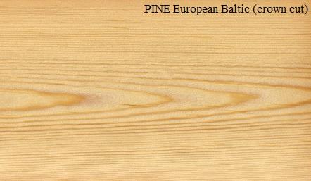 Baltic Pine Wood