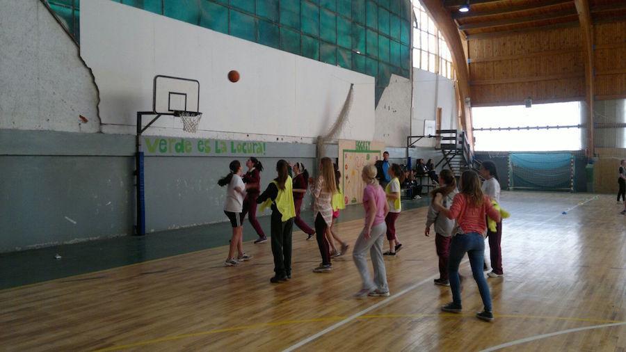 Woodville School  Ciudades Hermanas Aspeninos en Bariloche