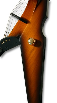 Tobacco Burst Transparent