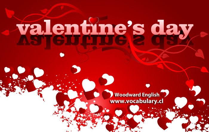 Valentines Day Vocabulary and Game  Woodward English