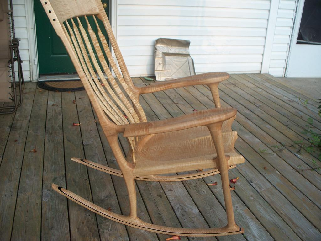 sam maloof rocking chair plans hal taylor alera elusion office uk tiger maple