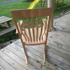 Sam Maloof Rocking Chair Plans Hal Taylor Diy Reupholster Accent Tiger Maple