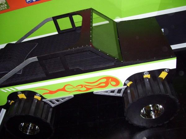 Monster Truck Bed