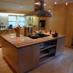 Kitchen Island With Oven Credenza Hutch A Thoroughly Modern