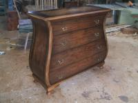 bombe chest of drawers plans  woodworktips