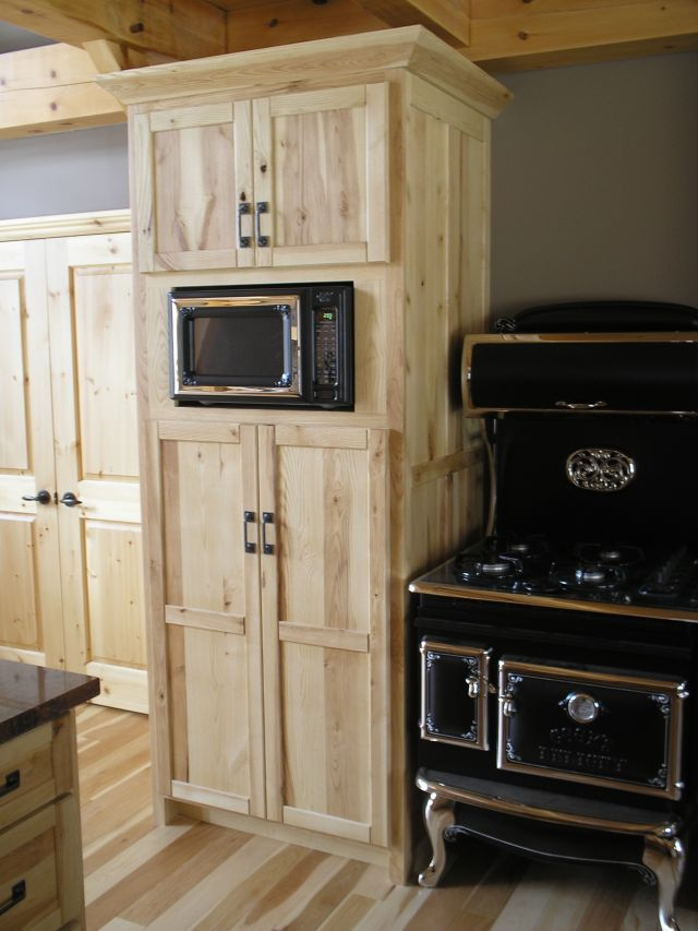 ash kitchen cabinets small island custom sandblasted rustic view larger higher quality image
