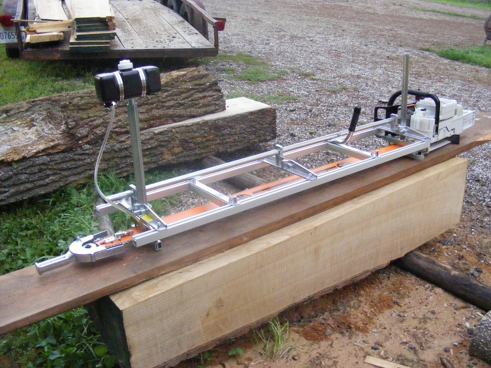 Alaskan Sawmill Plans