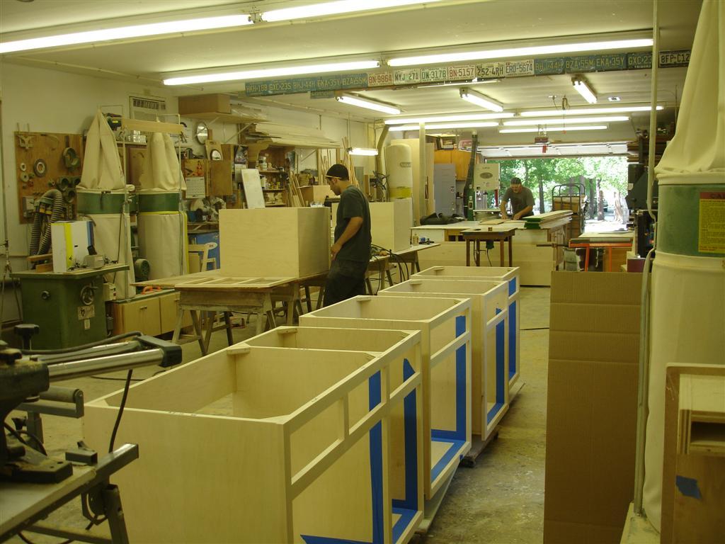 Quality Custom Woodworks Inc