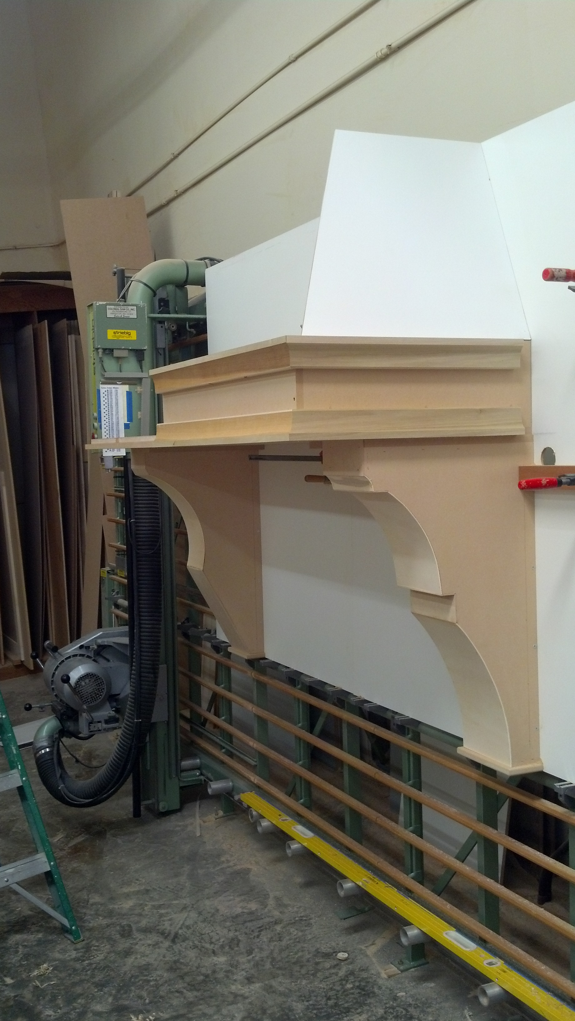 large wood corbels  WOODWEBs Architectural Woodworking Forum