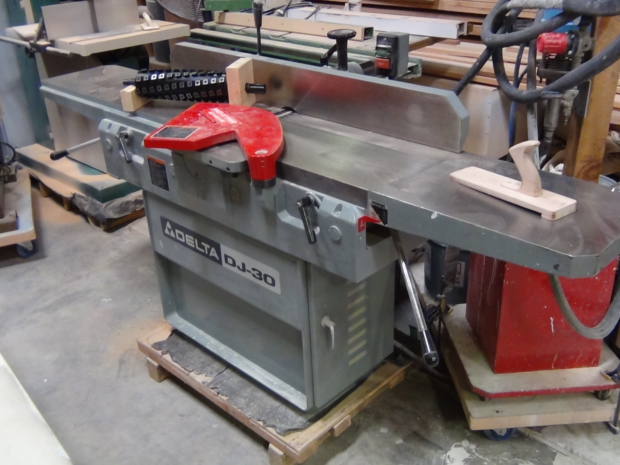 Dj 20 Jointer For Sale