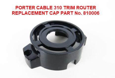 Porter Cable Trim Router Kit