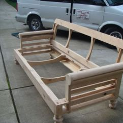 Sofa Frames For Upholstery What Is The Average Cost Of Reupholstering A Building Club Couch From Scratch Contributor H Ask Her How She Springing Seat It Looks Like Frame Made Zig Zags If Uses Those Not Going To