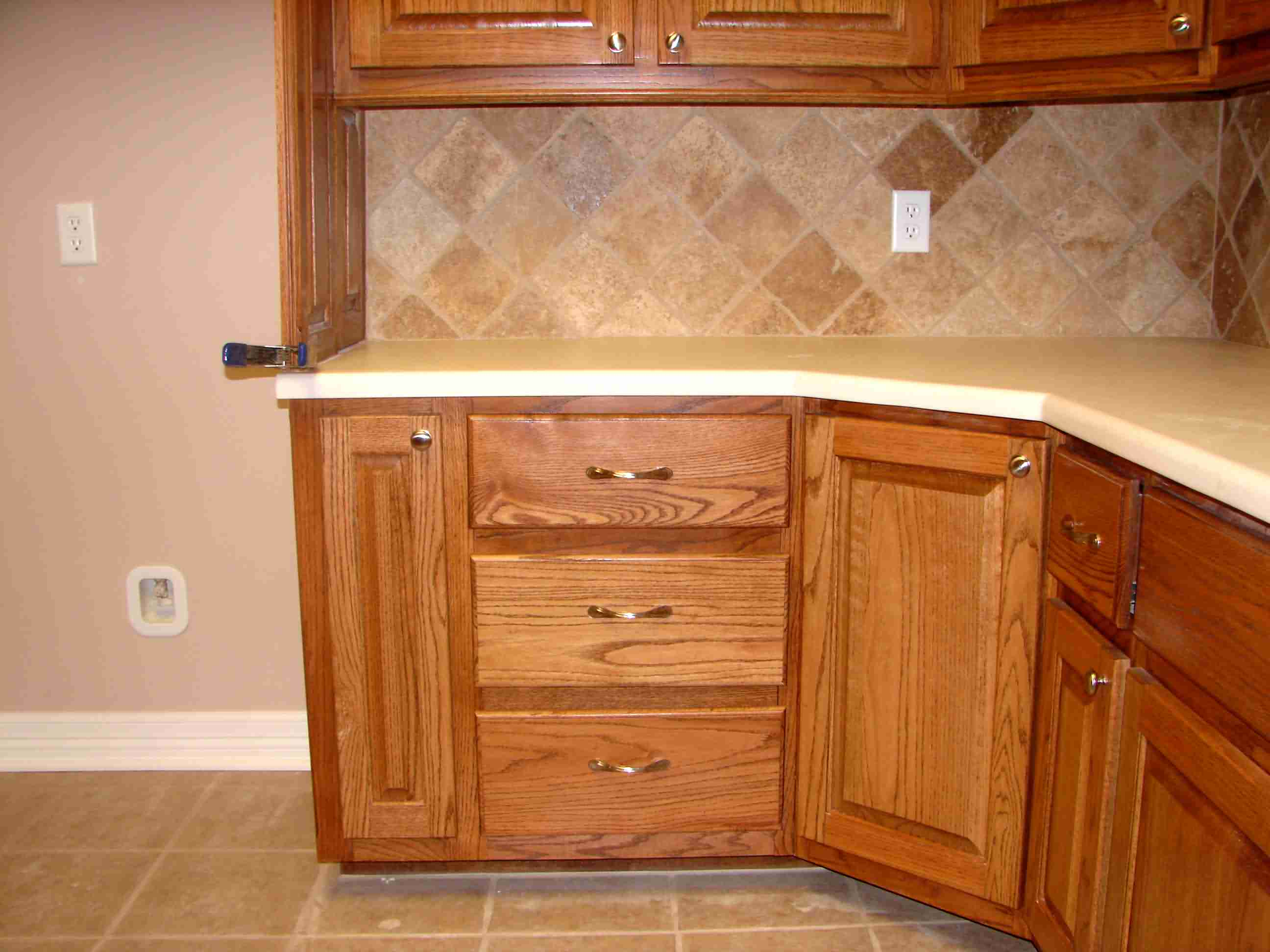 kimboleeey  Corner Kitchen Cabinet Ideas