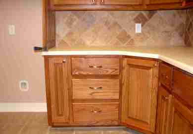 Kitchen Cabinets Corner Design