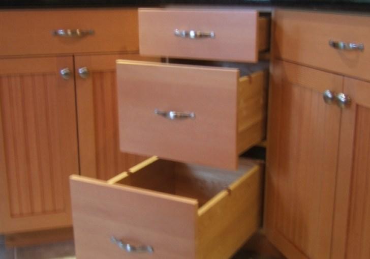 Kitchen Cabinet Drawer Layout