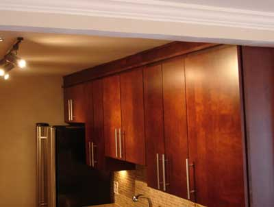 3 piece kitchen set backsplashes for custom cabinets an out-of-whack room