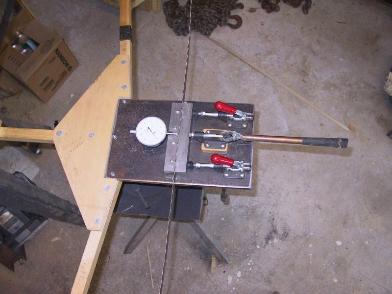 Bandsaw Blade Tooth Setter