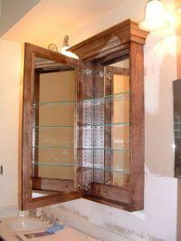 medicine cabinet plans buildpdfwoodplans