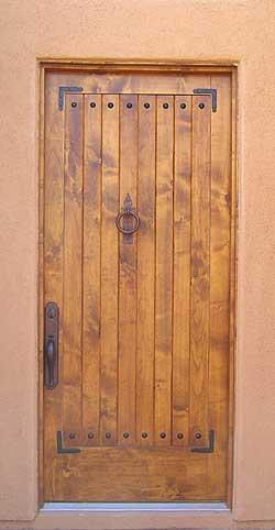 Woodwork How To Build Wood Entry Door PDF Plans