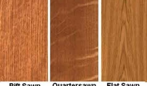 Image result for rift-sawn wood