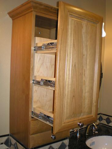 A PullOut Medicine Cabinet
