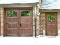 Wood Garage Door Plans PDF Woodworking