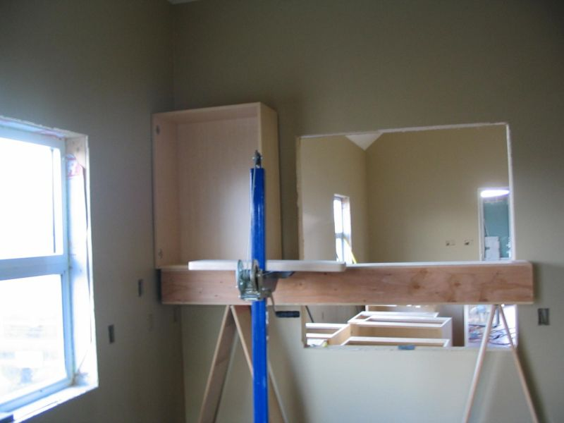 Installing Cabinets Uppers or Lowers First