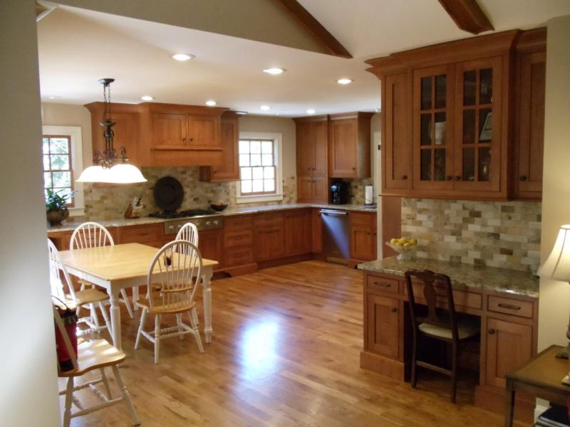kitchen cabinets cost table and chairs set linear foot pricing for beaded inset face frame cabinetry