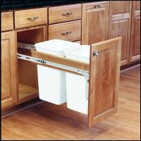 Pull-Out Trash Can Drawers