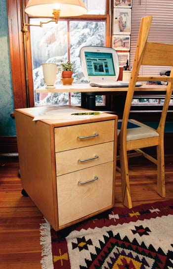File Cabinet Woodsmith Plans
