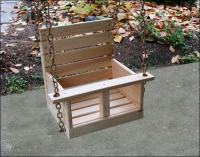 Child's Swing Plans - High Low Swing - Woodwork City Free ...