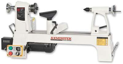 Axminster Woodturning Kits