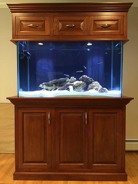 Cherry Aquarium Stand  Woodworking  Blog  Videos