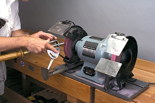 Knife Sharpening Wheels For Buffers