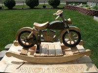Motorcycle Rocker - Woodworking | Blog | Videos | Plans ...