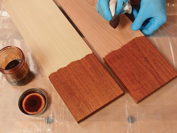 Poplar Wood Trim
