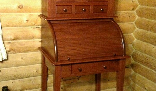 Roll Top Desk With Hutch Woodworking Blog Videos