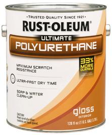Rust Oleum Ultimate Wood Stain Oil Or Water