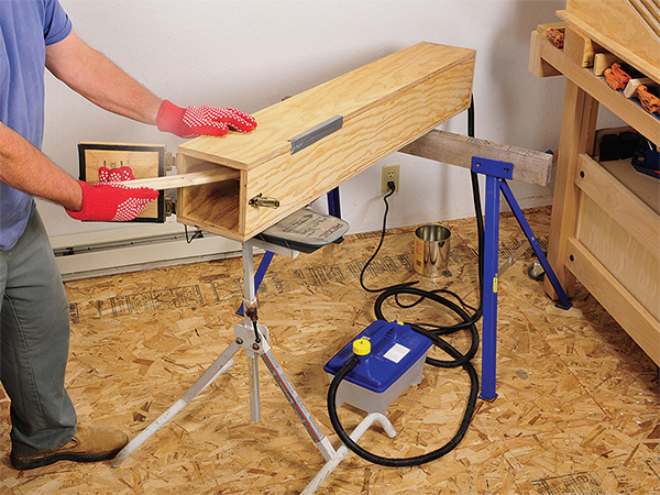 Steam Bending Plywood Diy