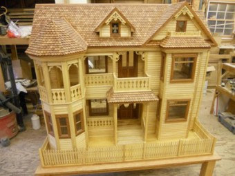 wood lawn chair folding round victorian dollhouse - woodworking | blog videos plans how to