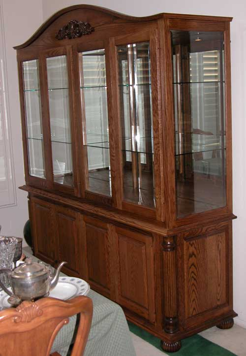 China Cabinet  Woodworking  Blog  Videos  Plans  How To