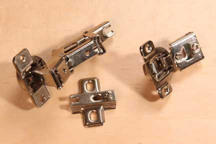 How to Install and Adjust EuroStyle Hinges  Woodworking
