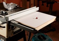 Router Table Plan | Table Saw Upgrade | Extension Wing