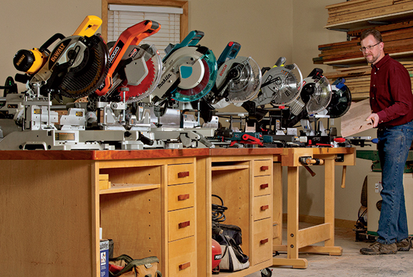 What Is A Sliding Miter Saw Used For