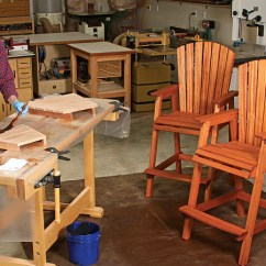 Adirondack Chair Plan Dining Room Covers Target Video Bar Height Build Woodworking Blog