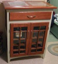 Tile Topped Wine Cabinet - Woodworking   Blog   Videos ...