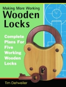 Making More Working Wooden Locks